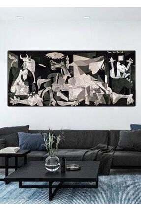 ColorVision Pablo Picasso Guernica Kanvas Tablo 50x100 Cm 0