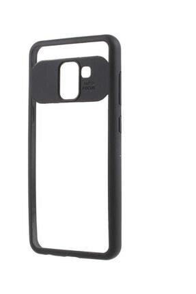 Zore Galaxy A8 Plus 2018 Kılıf Buttom Kapak 1