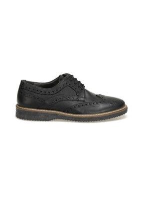 JJ-STILLER Siyah Erkek Klasik Ayakkabı 21750 1