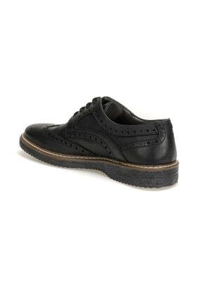JJ-STILLER Siyah Erkek Klasik Ayakkabı 21750 2