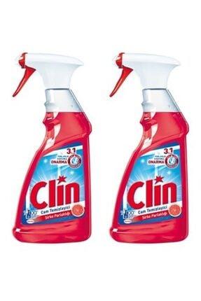 Clin Cam Temizleyici Sirke Parlaklığı 500 ml 2 Li 0