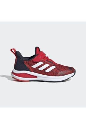 adidas Çocuk Unisex Kırmızı Koşu Ayakkabısı 0