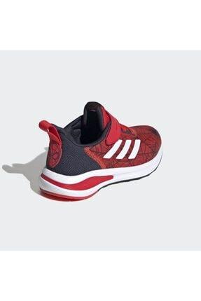 adidas Çocuk Unisex Kırmızı Koşu Ayakkabısı 2