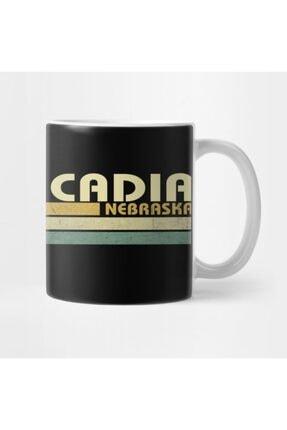 TatFast Arcadia Nebraska Vintage 1980s Style Kupa 1