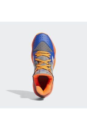 adidas Harden Stepback Unisex Çok Renkli Basketbol Ayakkabısı Fw8483 2