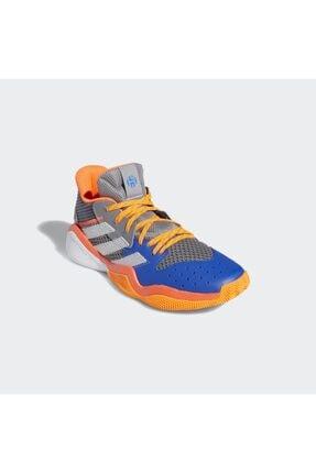 adidas Harden Stepback Unisex Çok Renkli Basketbol Ayakkabısı Fw8483 4