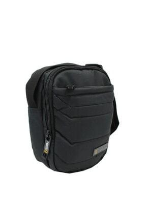 تصویر از کیف بندی مردانه سیاه