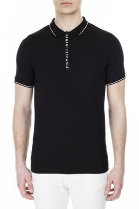 Armani Exchange Erkek Slim Fit Polo T Shirt Polo 8nzf71 Zjh2z 1200 0