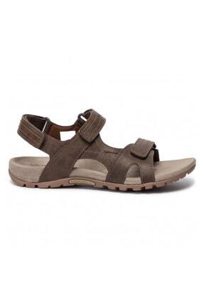 Merrell Erkek Kahverengi Sandalet J344734c 0