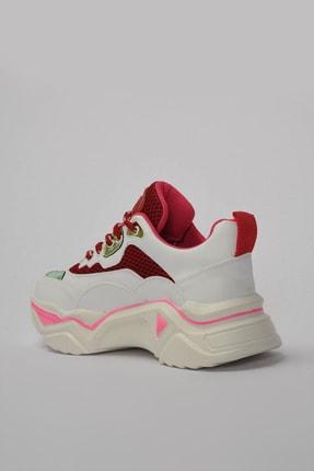 Yaya by Hotiç Beyaz Kadın Sneaker 01AYY184350A90M 2