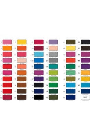 salarticaret Viktoria Kumaş Boyası Yün Kot Naylon Pamuk Ipek Tüm Renkler 0