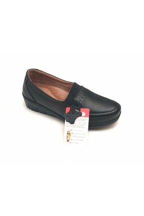 Polaris 103165.Z Siyah Kadın Comfort Ayakkabı 100555578 0