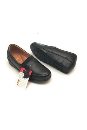 Polaris 103165.Z Siyah Kadın Comfort Ayakkabı 100555578 2