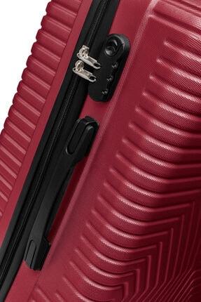 SERAMİKCİ Polo 3 Lü Valiz Set 4