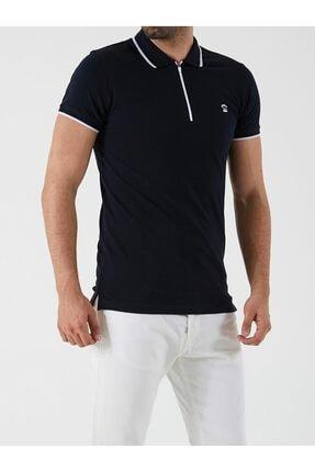 Ltb Erkek Lacivert Rıgosı Polo Yaka T-shirt 4