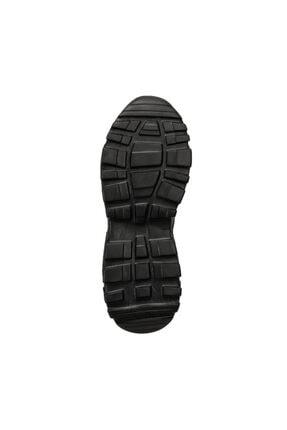 Kinetix PENTA PU M Siyah Erkek Sneaker Ayakkabı 100556425 3