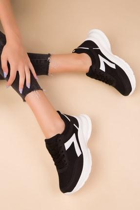 Soho Exclusive Siyah Kadın Sneaker 15218 0