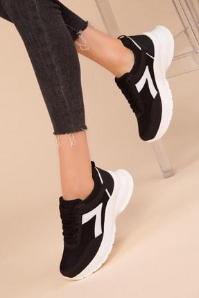 Soho Exclusive Siyah Kadın Sneaker 15218 1
