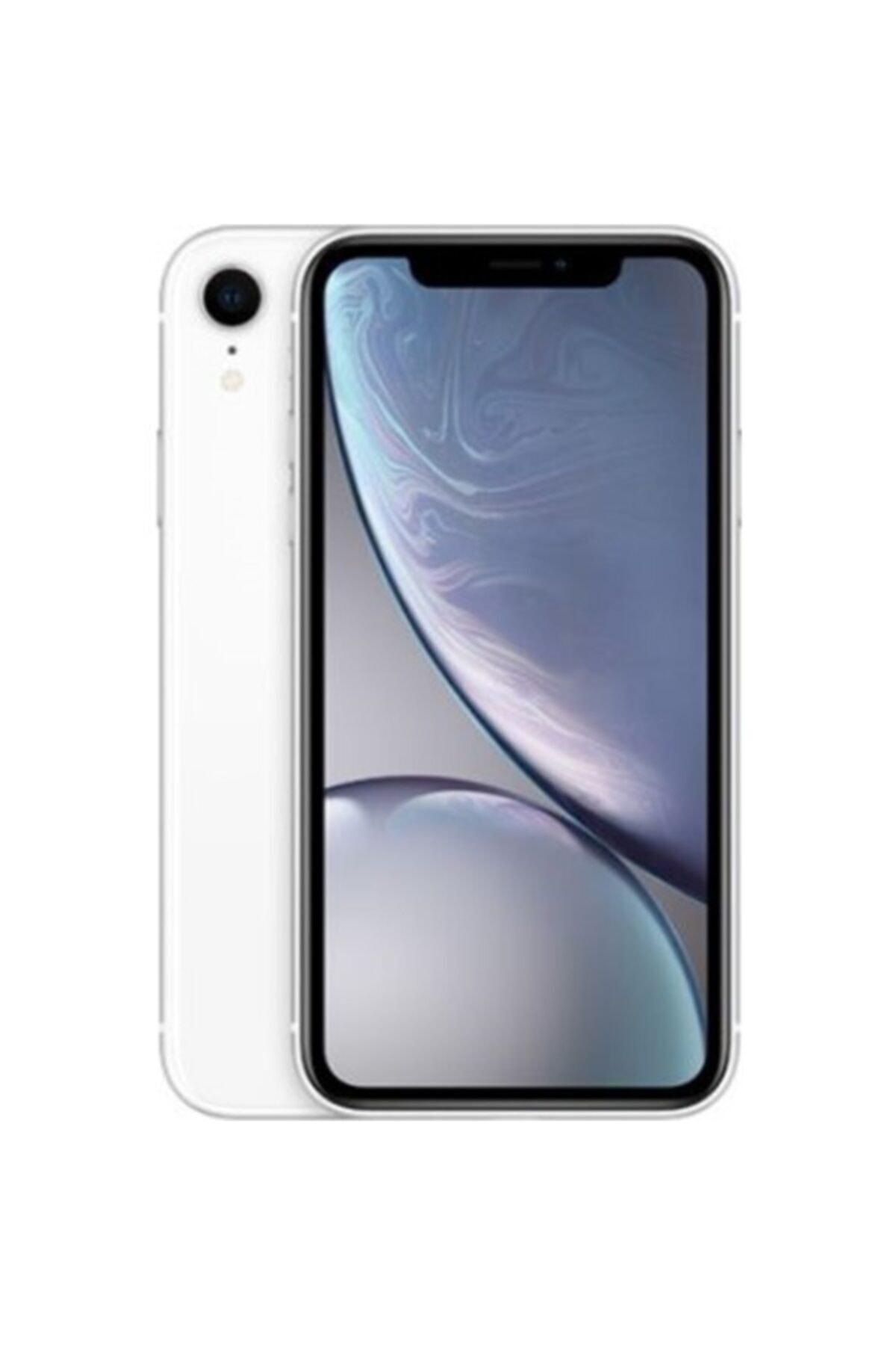 iPhone XR 64GB Beyaz Cep Telefonu (Apple Türkiye Garantili)