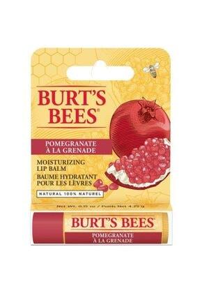 Burt's Bees Beeswax Dudak Bakım Kremi + Nar Aromalı Dudak Bakım Kremi Avantaj Seti 1