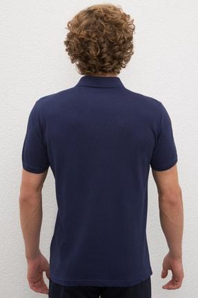 US Polo Assn Lacıvert Erkek T-Shirt 2