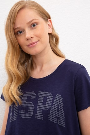 US Polo Assn Kadın T-Shirt G082GL011.000.937482 1