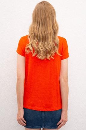 US Polo Assn Kadın T-Shirt G082GL011.000.937482 2