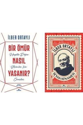 Kronik Yayınları Bir Ömür Nasıl Yaşanır? / Ilber Ortaylı Seyahatnamesi ( 2 Kitap Set ) 0