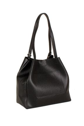 Luwwe Bag's Kadın Siyah Anne Tarz Kol Ve Omuz Çantası (LWE20099-S) 2