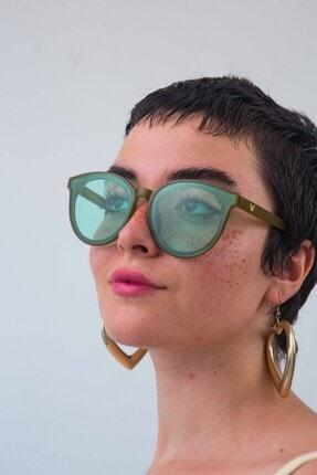 Bilge Karga Kadın Yeşi lGüneş Gözlüğü 1