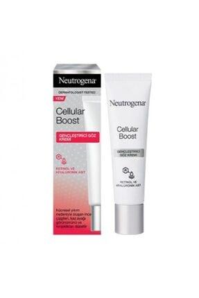 Neutrogena Cellular Boost Gençleştirici Göz Kremi 0