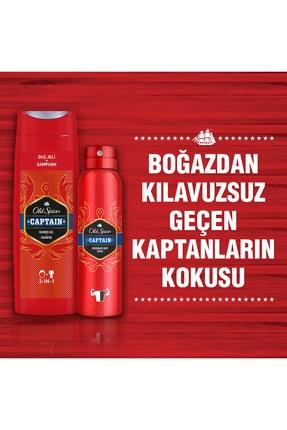 Old Spice Erkek Bakım Paketi (şampuan 400ml+deodorant 150ml)lif Hediyeli 3