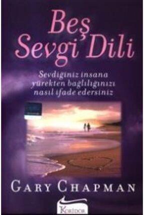 Koridor Yayıncılık Beş Sevgi Dili - Gary Chapman 0