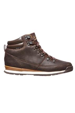 The North Face B2b Redux Leather Erkek Kahverengi Outdoor Ayakkabı Nf00cdl05sh1 0