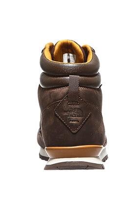 The North Face B2b Redux Leather Erkek Kahverengi Outdoor Ayakkabı Nf00cdl05sh1 1