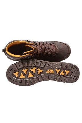 The North Face B2b Redux Leather Erkek Kahverengi Outdoor Ayakkabı Nf00cdl05sh1 2
