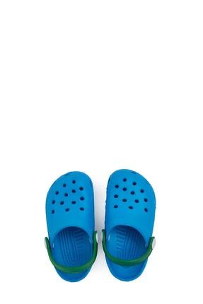 Akınal Bella Çocuk Turkuaz Sandalet Çocuk Sandalet 3