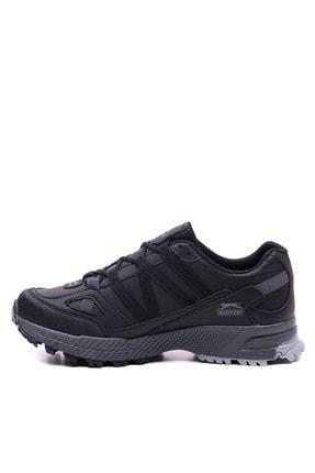 Slazenger Arasta Koşu & Yürüyüş Kadın Ayakkabı Siyah 3