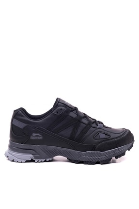 Slazenger Arasta Koşu & Yürüyüş Erkek Ayakkabı Siyah 0