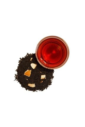 Te Cha Tea Orange Ginger - Portakal Ve Zencefilli Siyah Çay 50gr 0