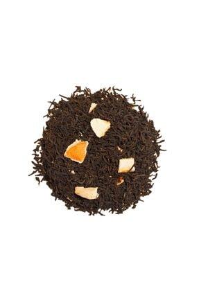 Te Cha Tea Orange Ginger - Portakal Ve Zencefilli Siyah Çay 50gr 1