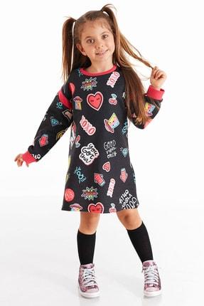 Good Vibes Kız Elbise resmi