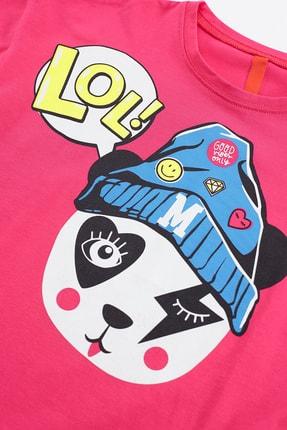 Mushi Lol Panda Kız Pantolon Takım 4