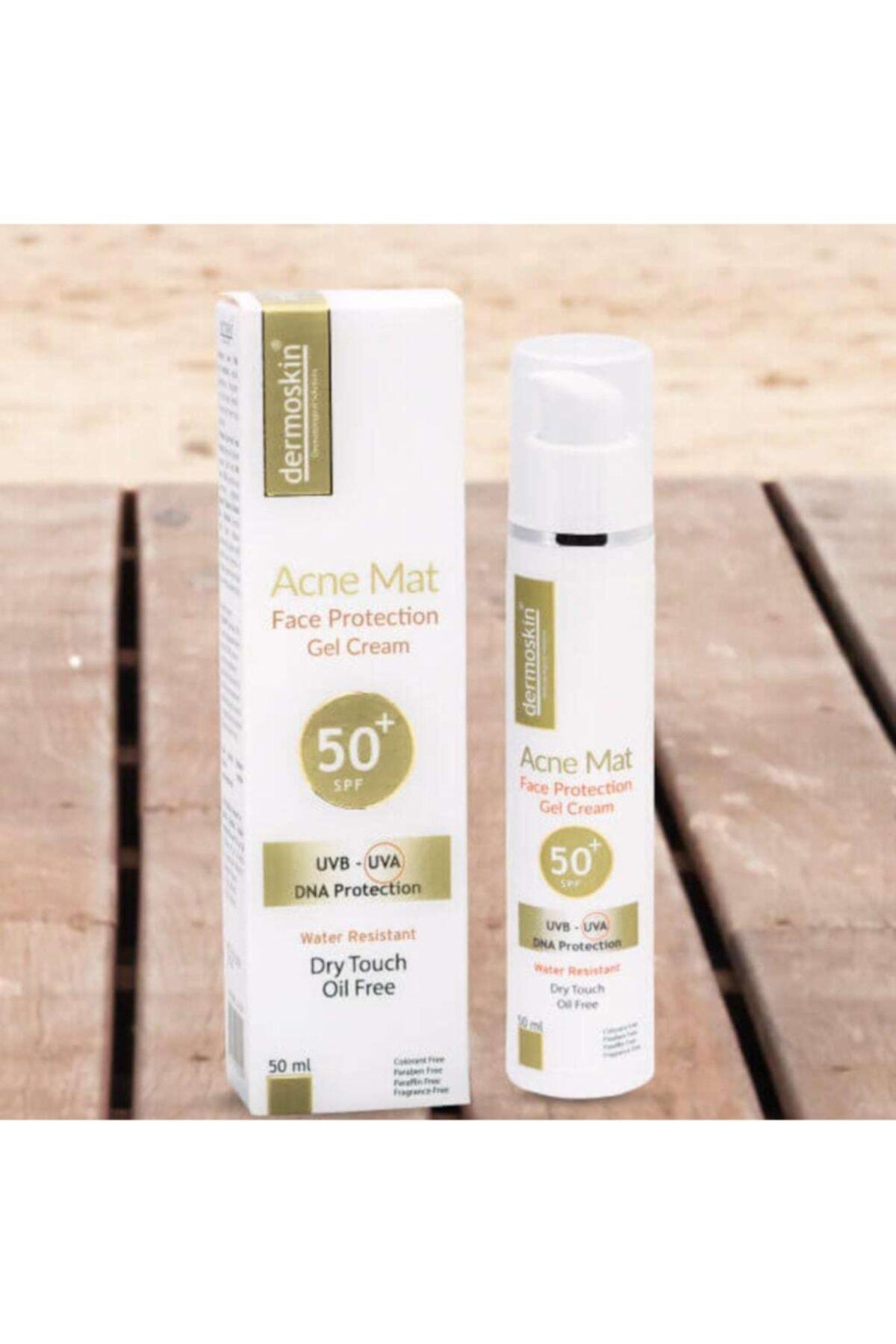 Acne Mat Face Protection Gel Cream Spf50 Skt:03/2021