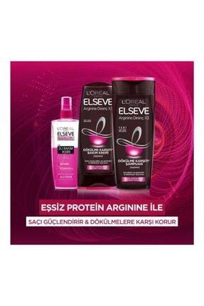 Elseve L'oréal Paris Komple Direnç Dökülme Karşıtı 2'si 1 Arada Şampuan 450 ml 4