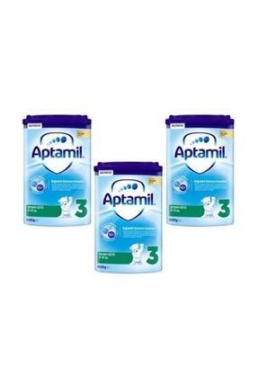 Aptamil 3 Numara Devam Sütü 800 gr - 3'lü Paket 0