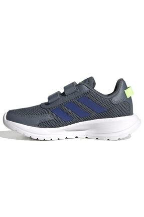 adidas TENSAUR RUN C Gri Erkek Çocuk Koşu Ayakkabısı 100663742 4