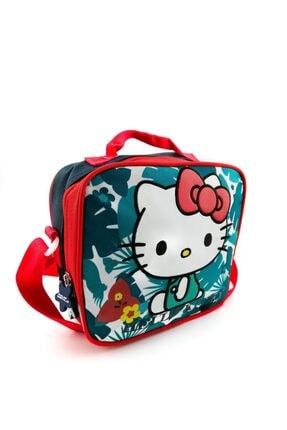 Hakan Çanta Hello Kitty Karakterli Beslenme Çantası 0