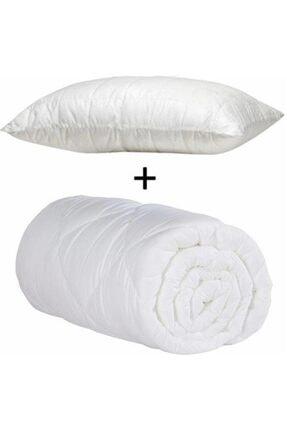 Zeynep Tekstil Tek Kişilik Silikon Yorgan Seti +1 Yastık Hediyeli 0
