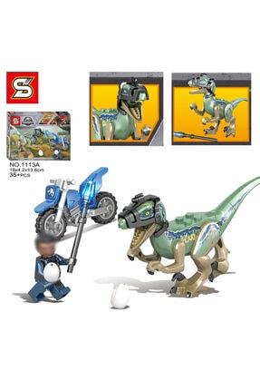 e-life Es1113-a Lego Blok Yapı Jurassic Park Jurassic World Serisi 0